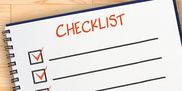 銀行融資の注意点リスト